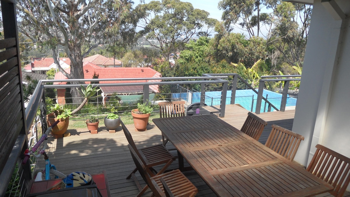 Northern Beaches Home with Pool