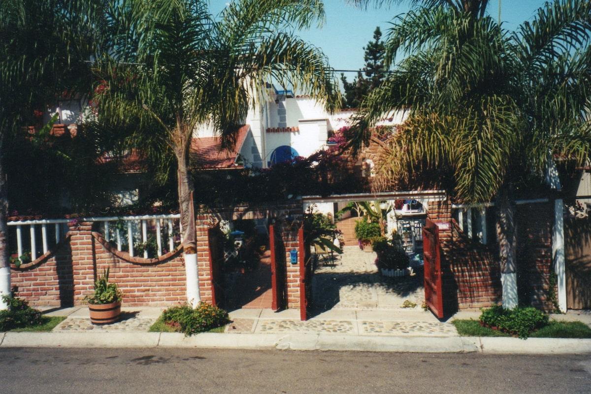 Entrace,,,, WELLCOME Casa OLE! Playas de Tijuana B.C.