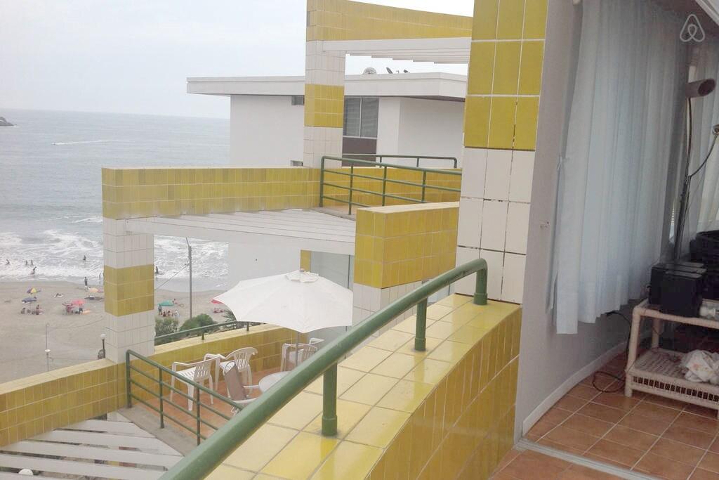 Luxury Apt Santa Maria Beach -Views