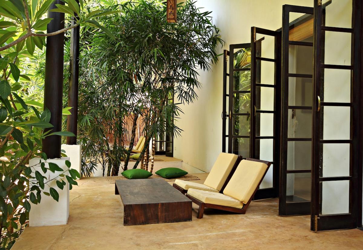 Luxury Beach Side Orchard Villa Goa
