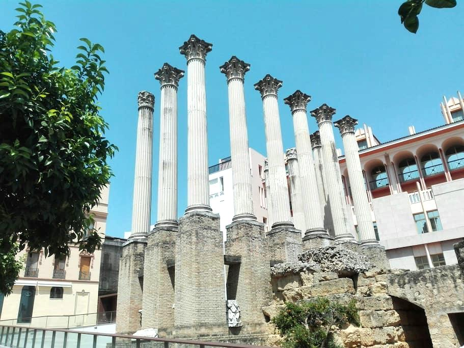*Piso céntrico en el casco antiguo, parking gratis - Córdoba - Leilighet