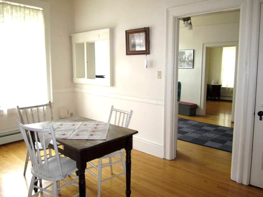 Comfortable Downtown Apartment - #1 - Calumet Township - Apartemen