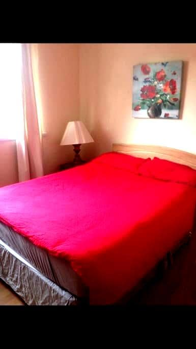 Double room with private bathroom - Galway - Apartemen