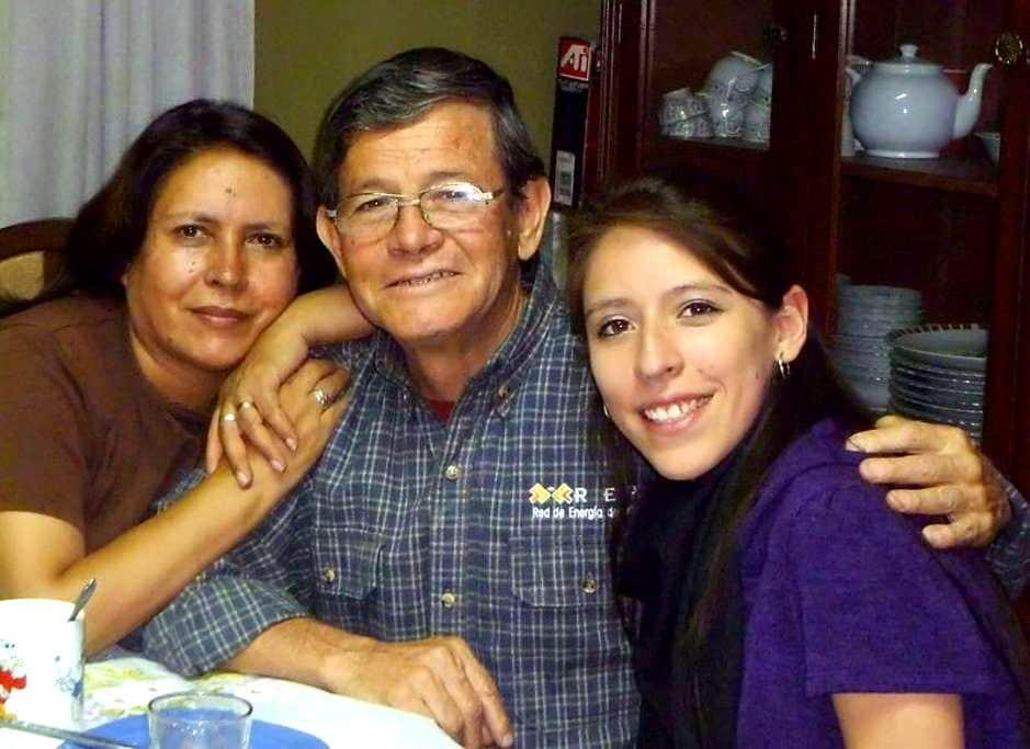 Adela y Manuel - 1 - Arequipa - Ev