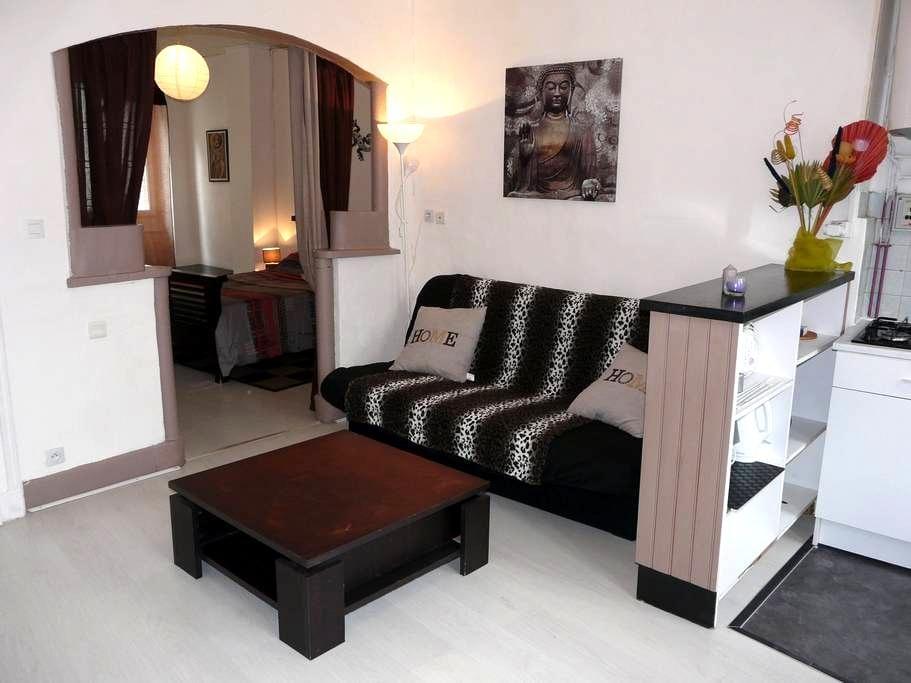 Appartement 36 m² plein centre - Bagnères-de-Luchon