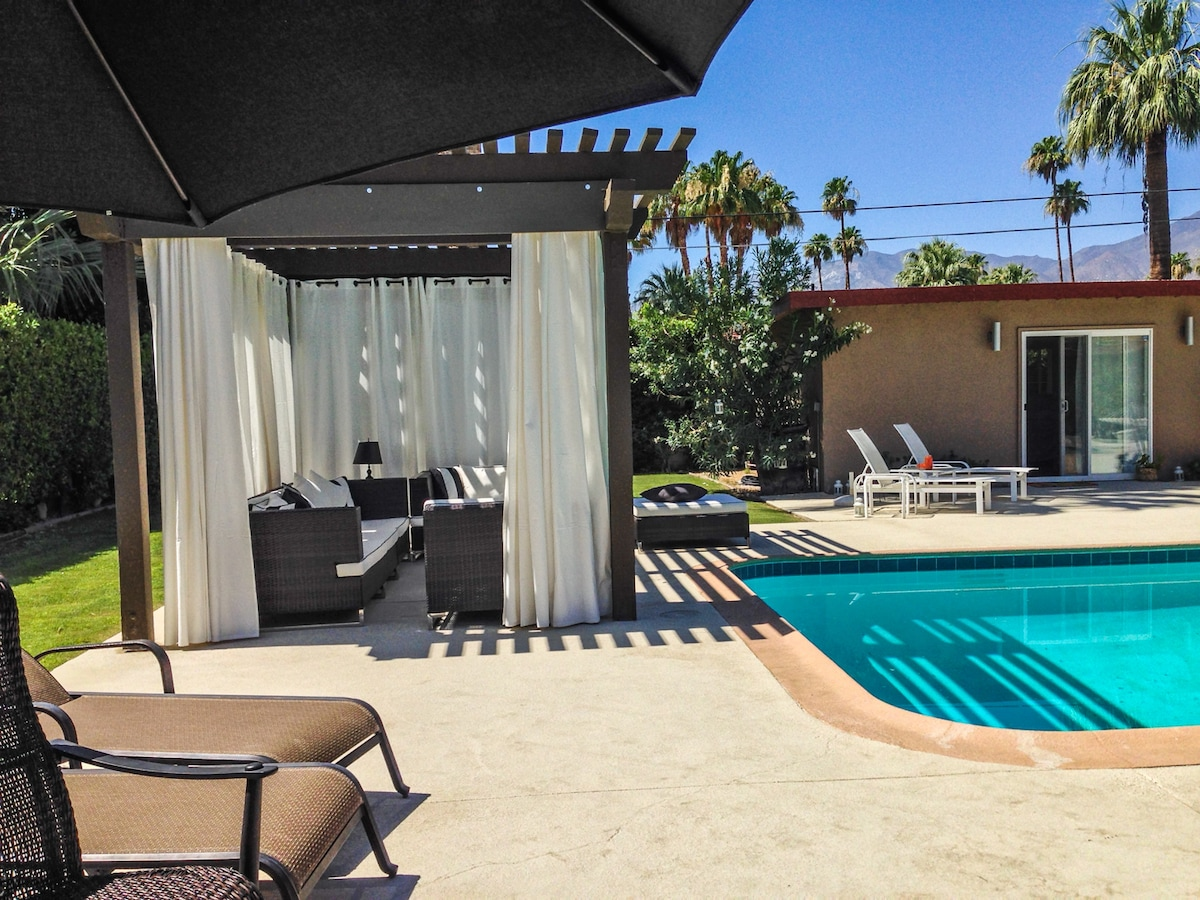 Paradise in Palm Springs–Gst House
