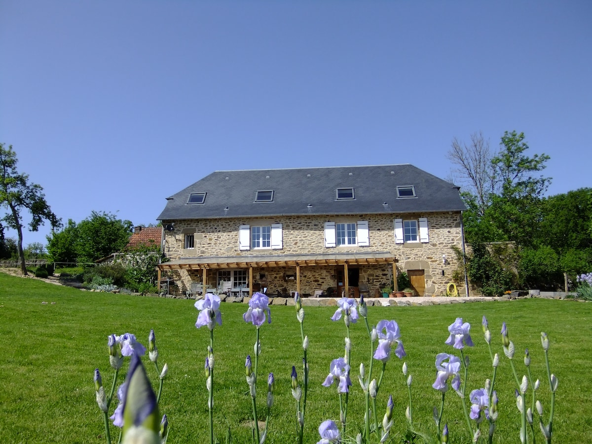 Rural and beautiful guest house