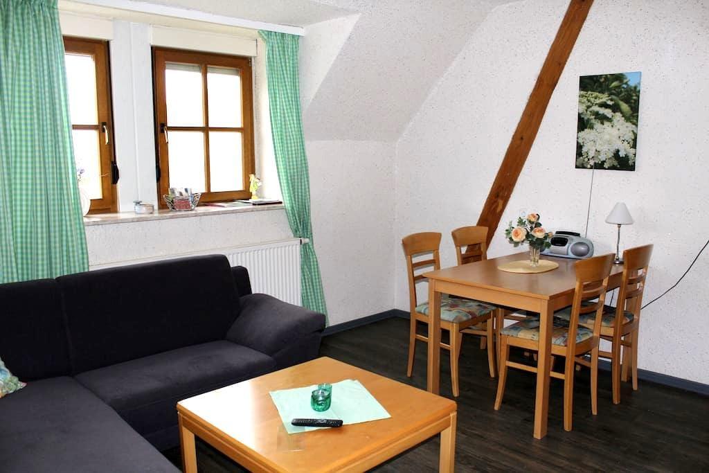 Wohnen auf dem ehemal. Klosterhof - Volkach - House