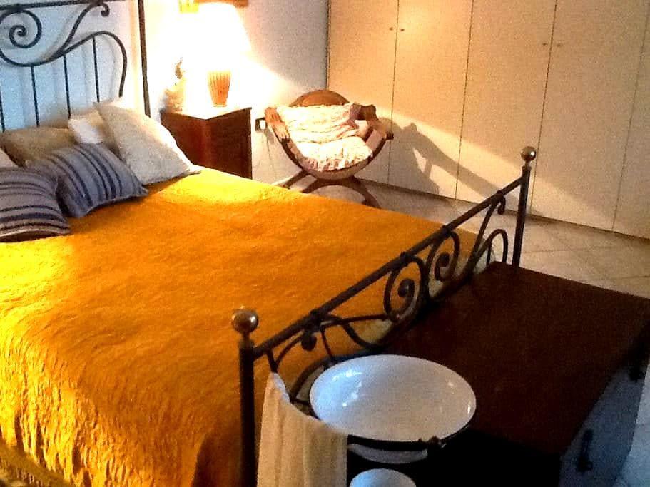 Affitto camera matrimoniale - San Giovanni Teatino - Apartemen