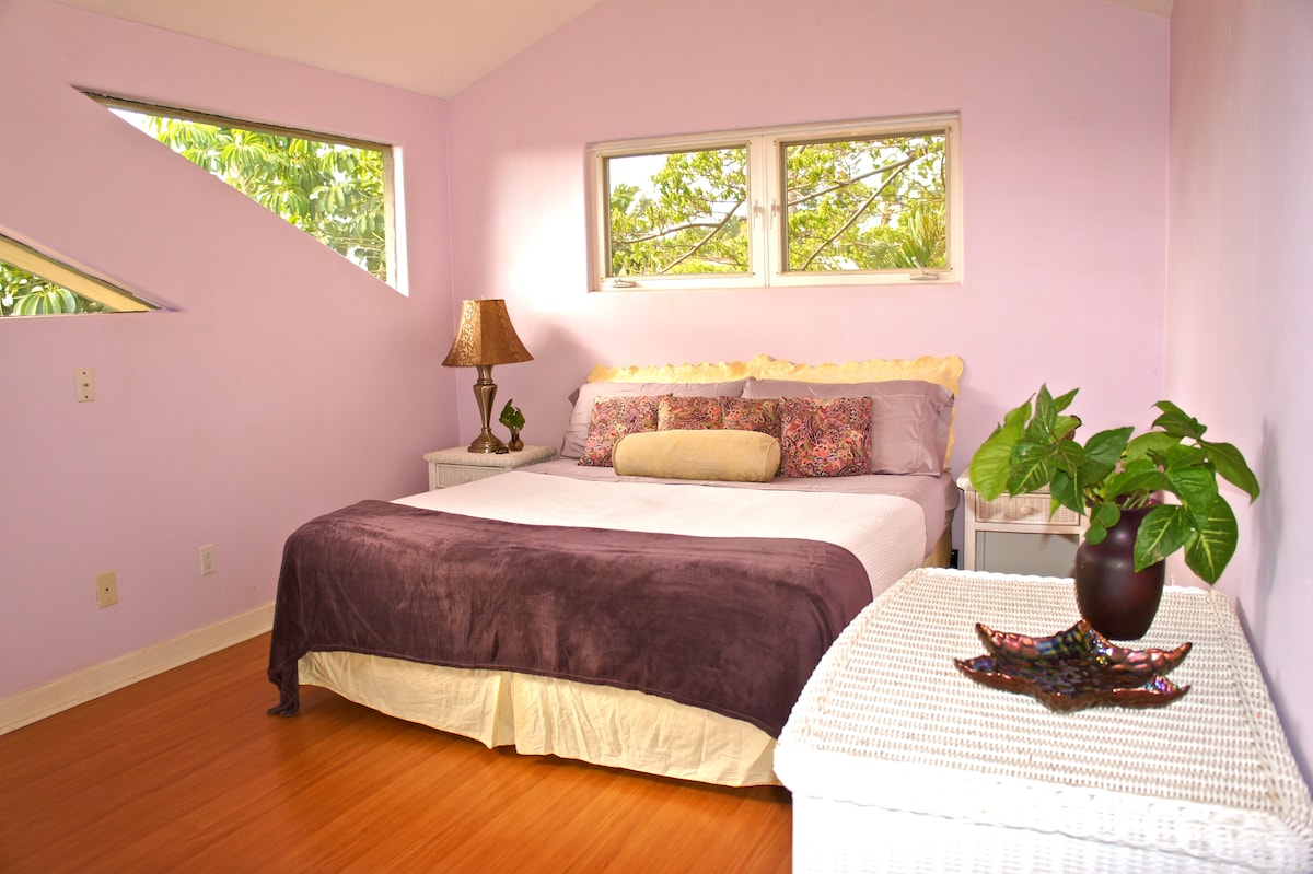 Tranquil Bright & Airy Room