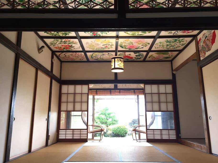 Chambre traditionnelle en tatami - Itō-shi - 一軒家