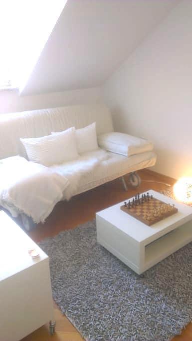 Freundlichles  Zimmer im Franzosenviertel - Münih - Daire