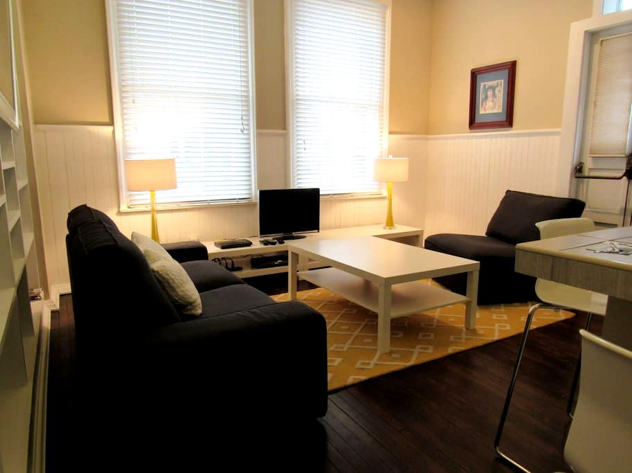 Heart of Center Square w/ Parking - Albany - Apartament