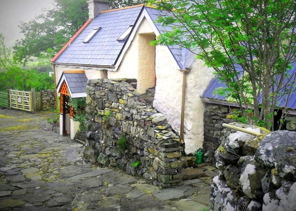 TheTophouse, Rustic old stable/barn - Clonbur - Cabin