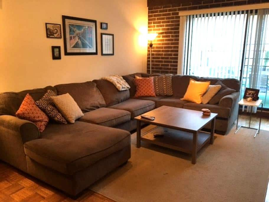 2-Story Loft next to Wrigley! - Chicago