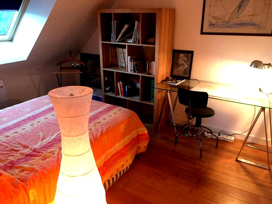 Belle chambre à deux pas du canal - Betton