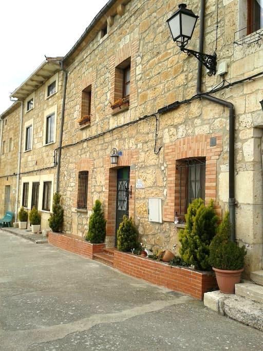 Casa Rural en Ros, Burgos - Ros - Dom