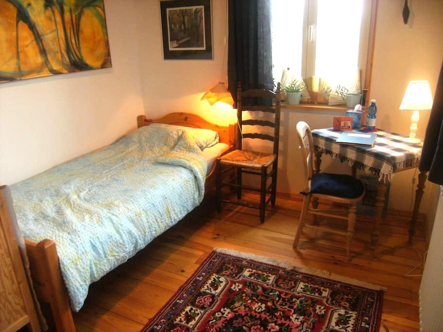 enjoy cosy healthy & tasteful room - Fulda - Talo