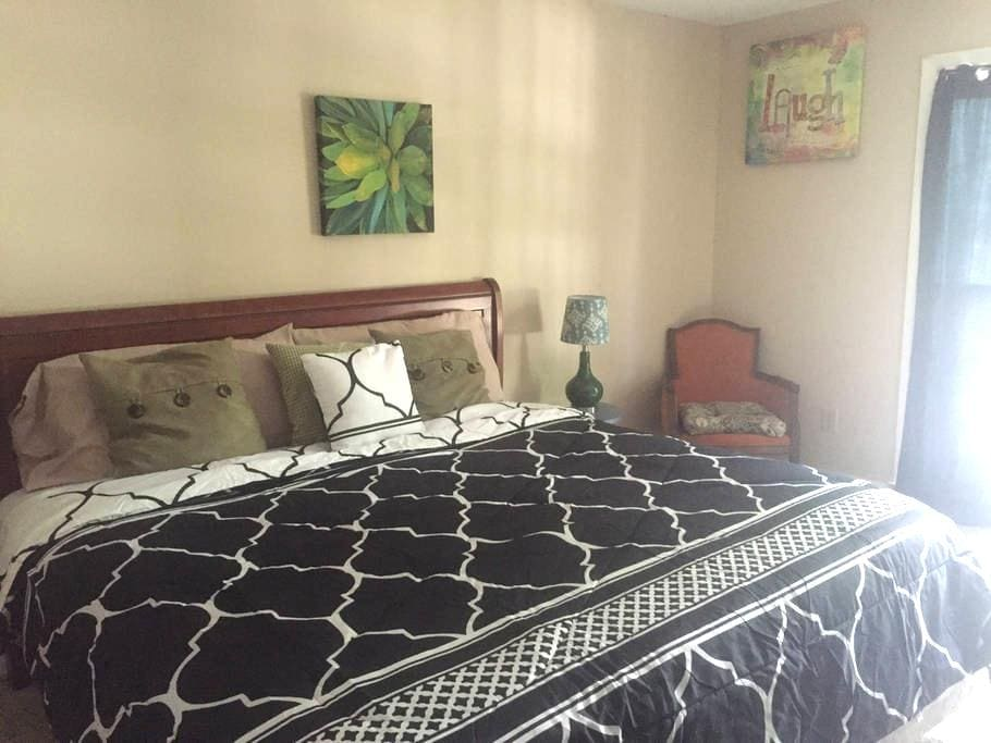 420 Friendly |Chill|King Bed| MARTA - Atlanta - House