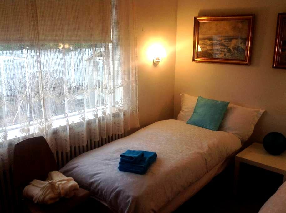 Great rooms close to nature - Reykjavík - Talo