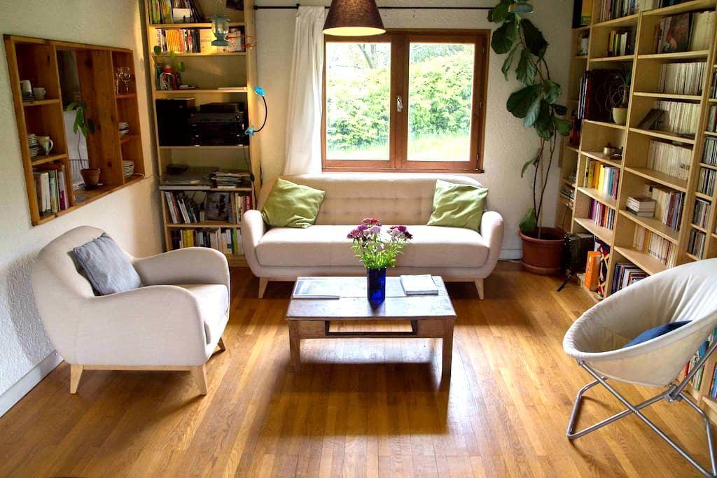 Maison 125m avec jardin 2000 m  - Le Sappey-en-Chartreuse - House