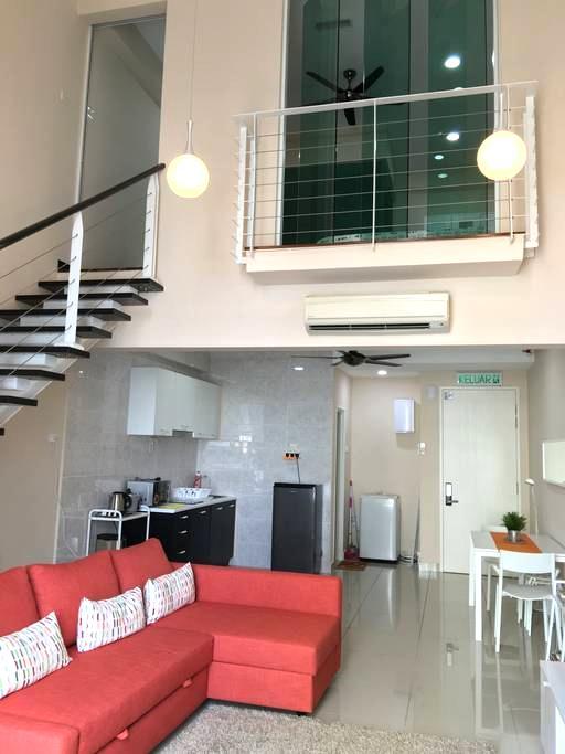 Scott Garden Apartment 6 Pax #2 - Kuala Lumpur