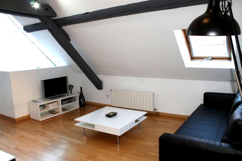 Appartement tout équipé Metz Centre - Metz - Appartement
