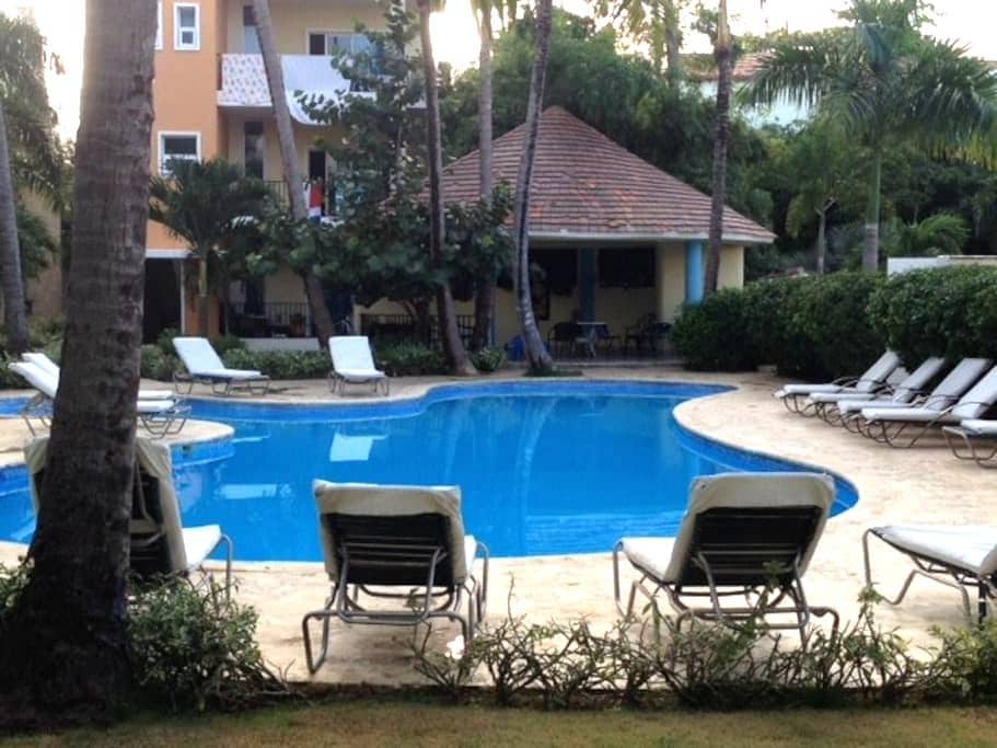 Excellent room close to the beach. - Bávaro - Appartement
