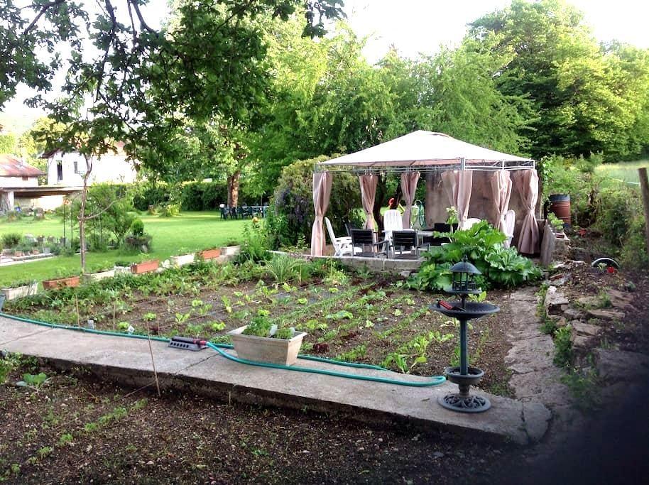 Maison à la campagne - Nurieux-Volognat - Dom