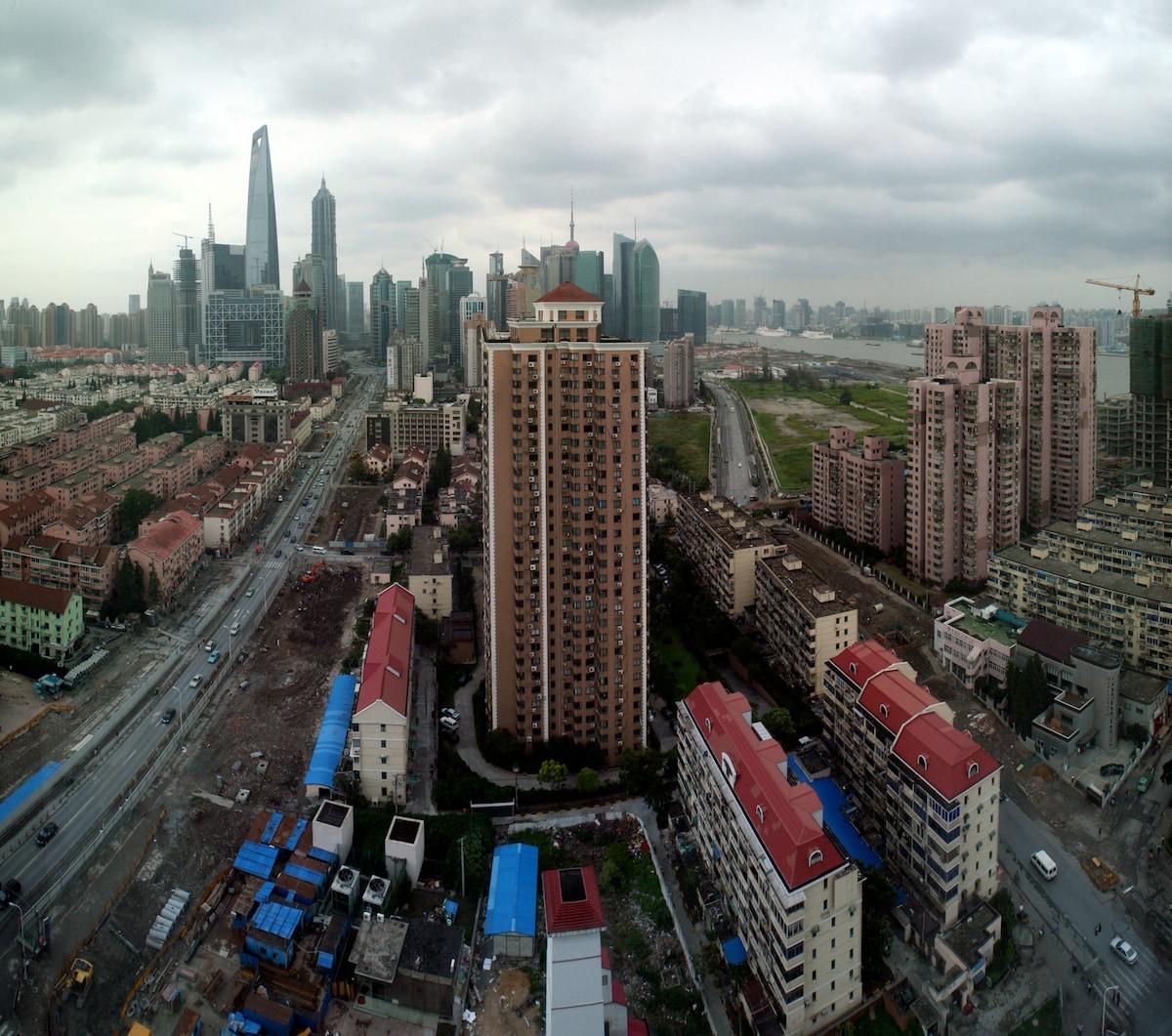 Quaint Shanghai living!