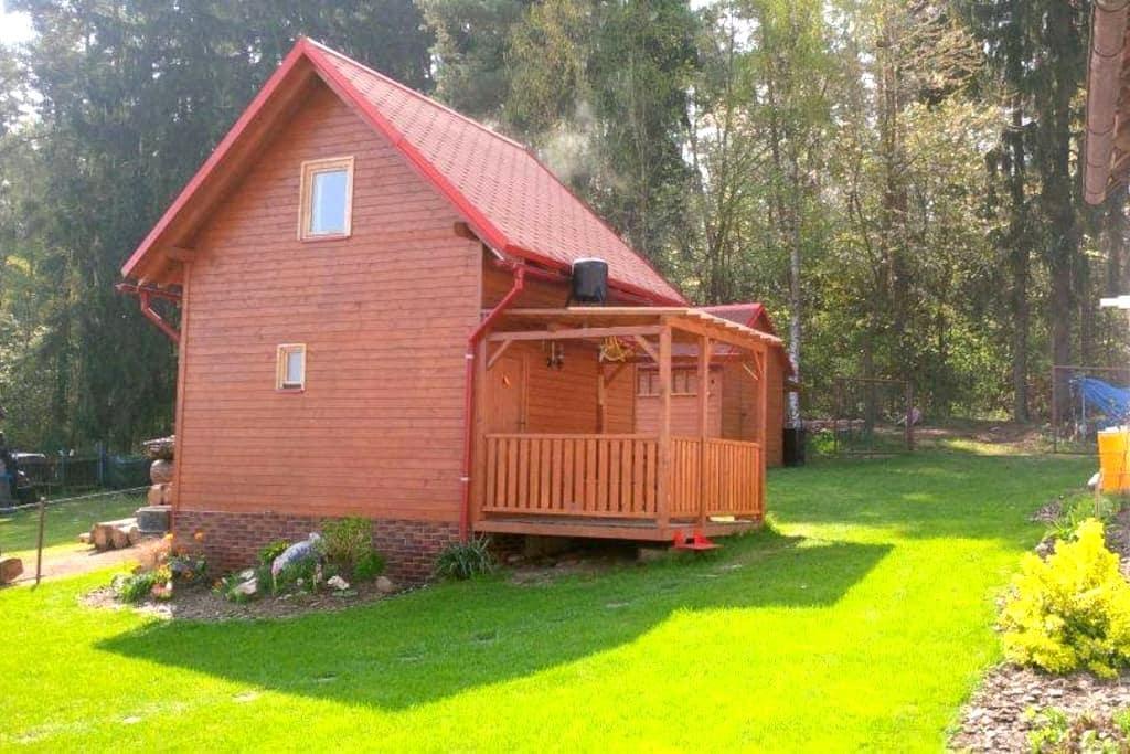 odpočinkový pobyt na chatě - Litošice - Maja