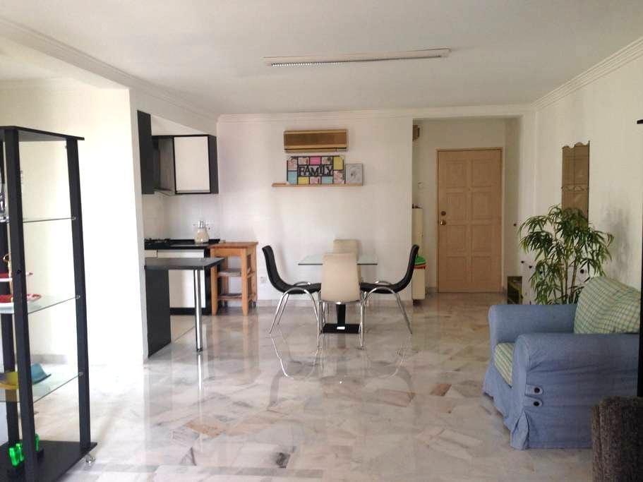 Fredi's Place @ PrismaCheras - Kuala Lumpur - Condominium