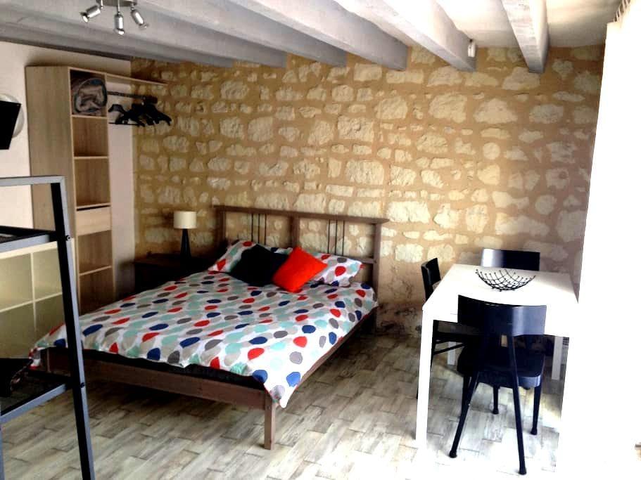 Appartement meublé tout confort - Bourgueil - Lägenhet
