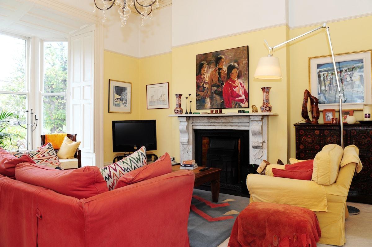 Elegant Victorian terrace house