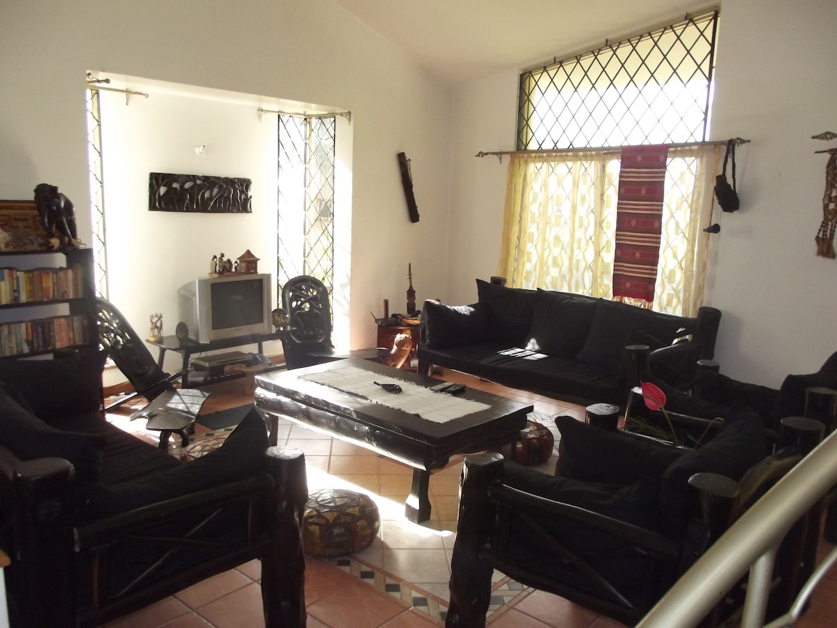 African furnished Guesthouse