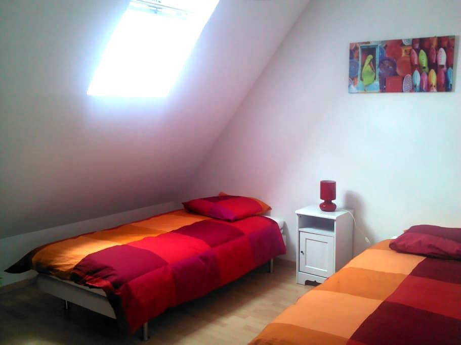 F2 meublé centre ville de GIEN - Gien - Квартира