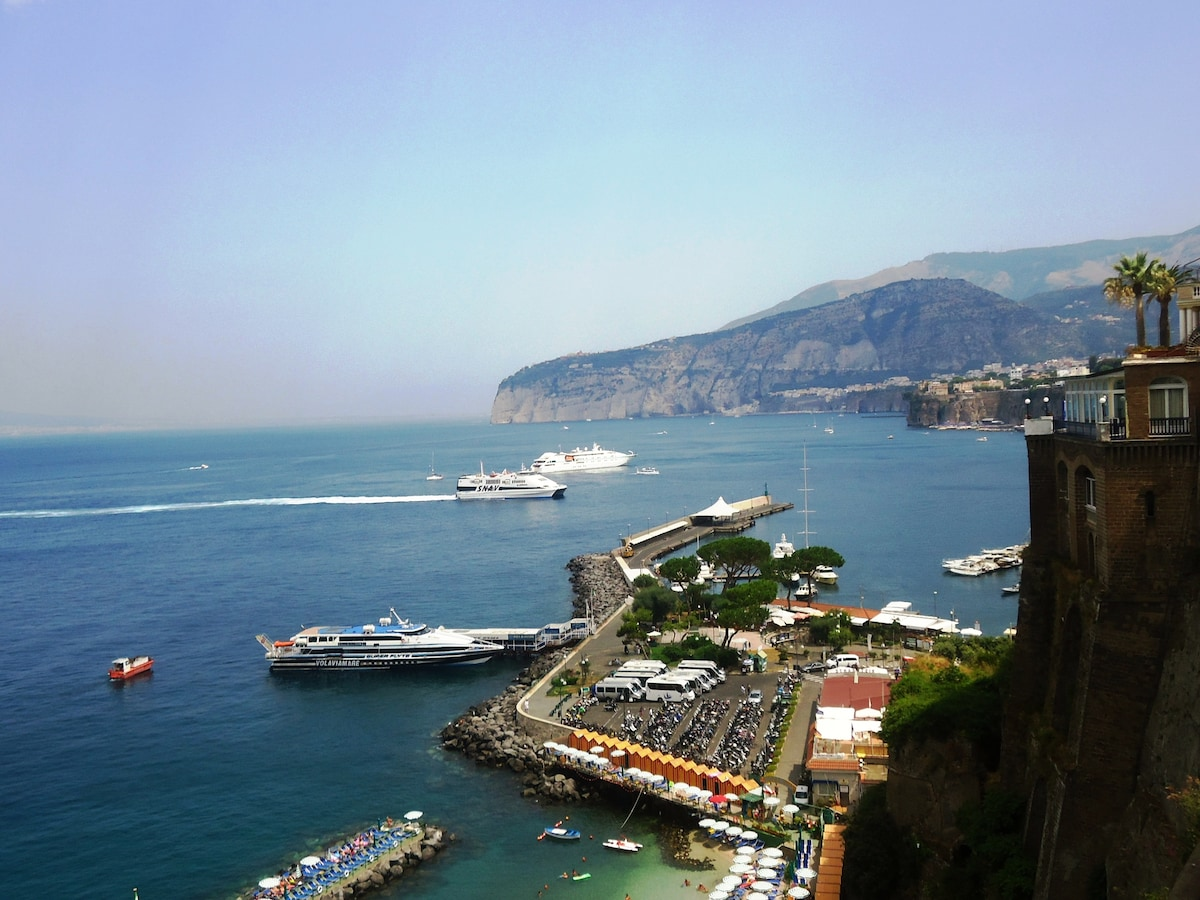 B&B Belvedere Sorrento - 1