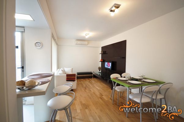 New apart. with private terrace