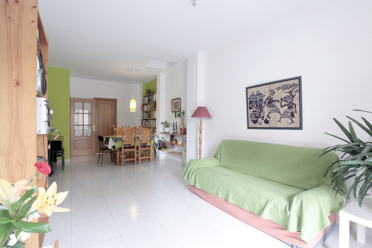 S&Roger's home in Sant Andreu area!