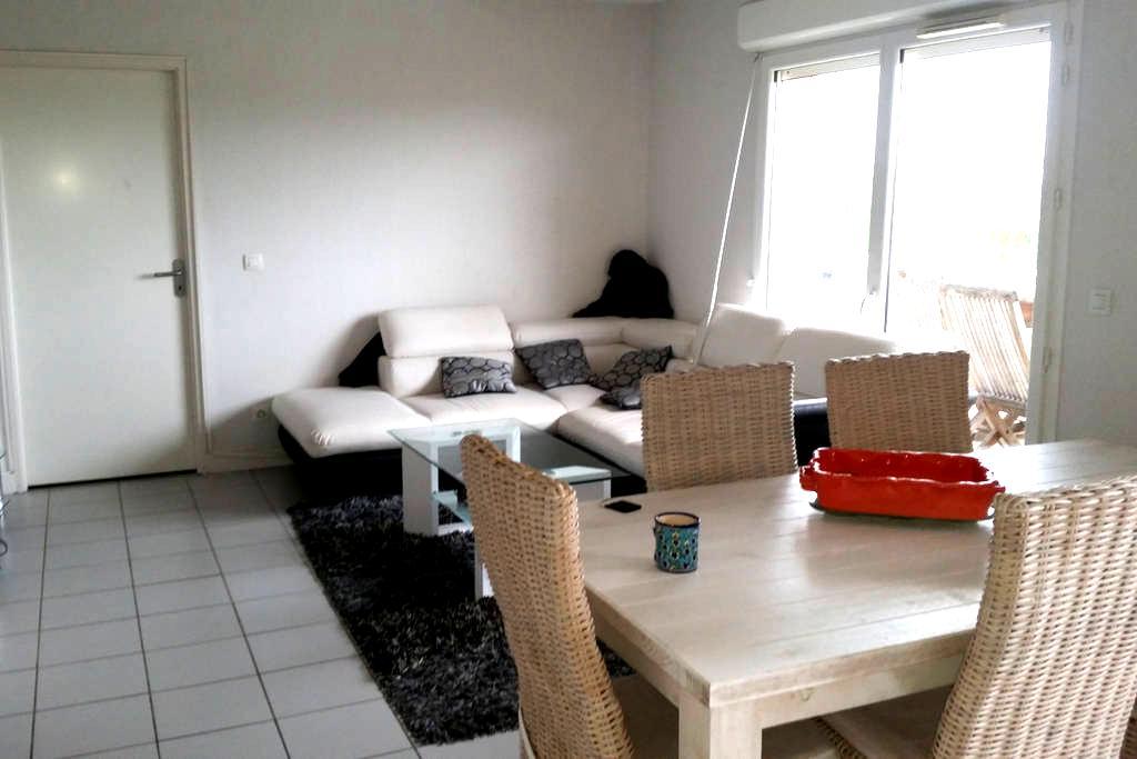 Appartement proche centre de bordeaux - Floirac - Appartement