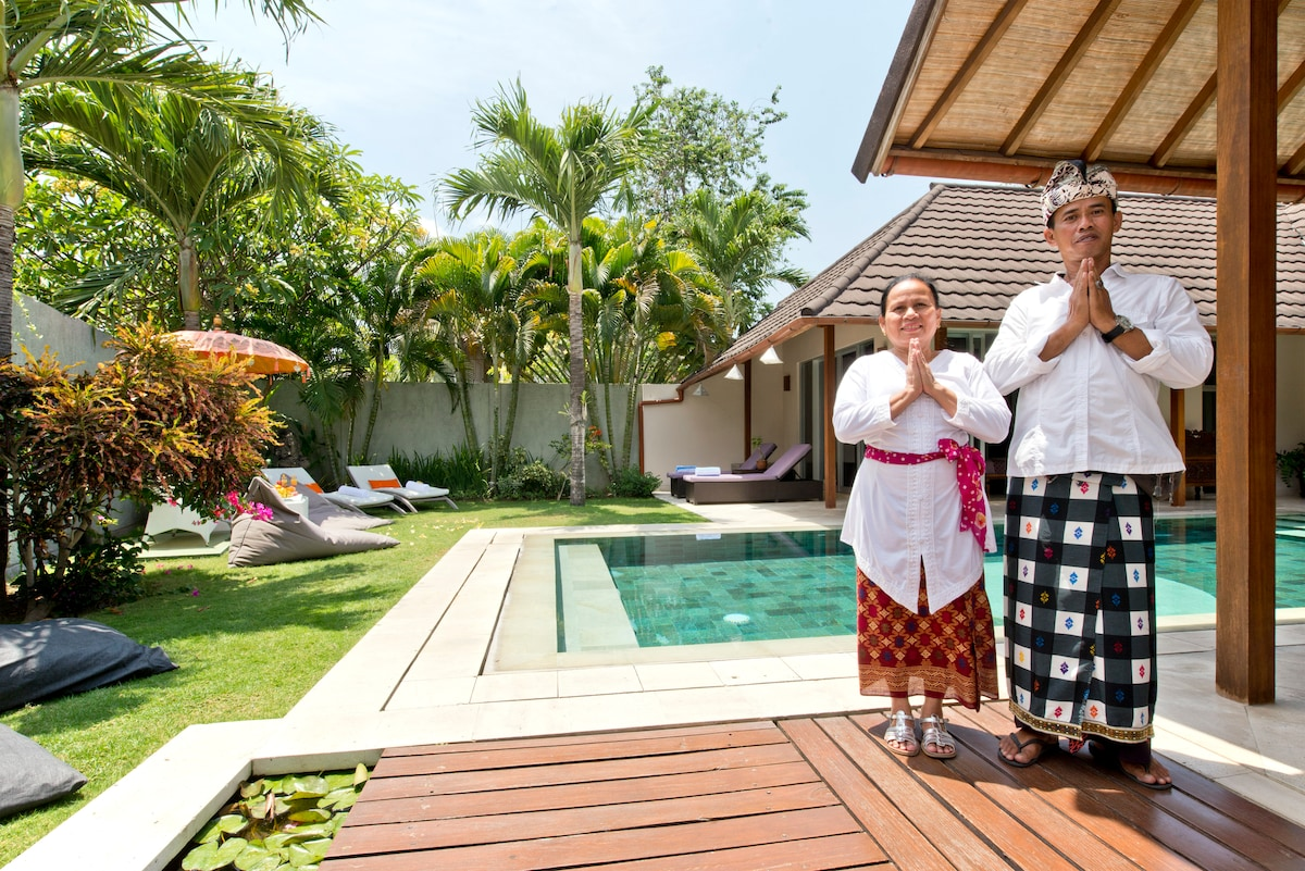 Welcome to La Villa 4j , best price and services in seminyak area - BALI