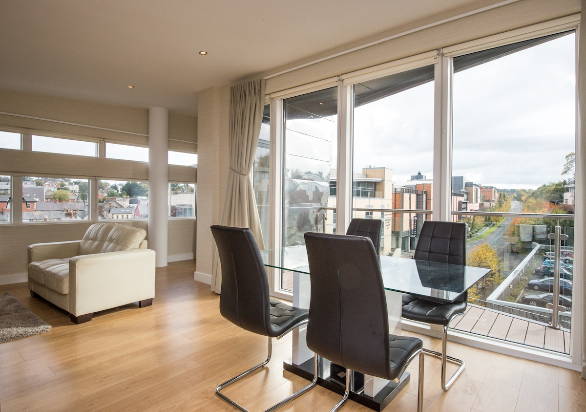 Entire Penthouse in Dundrum