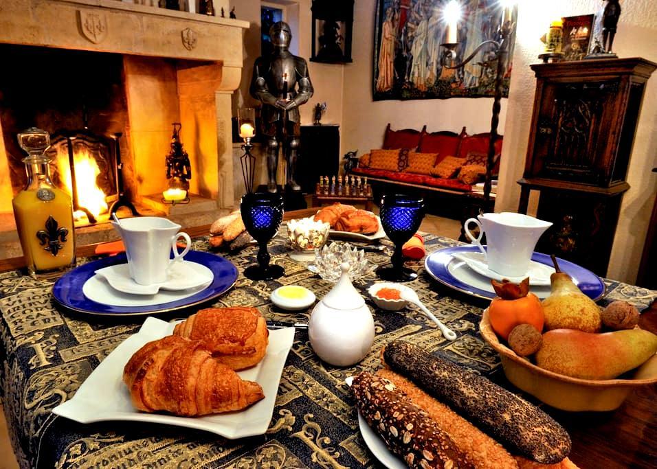 B and B LE LYS DE CASTELNAUD   - Vézac - Bed & Breakfast