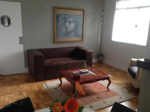 Beautiful apartment in Jardins / SP