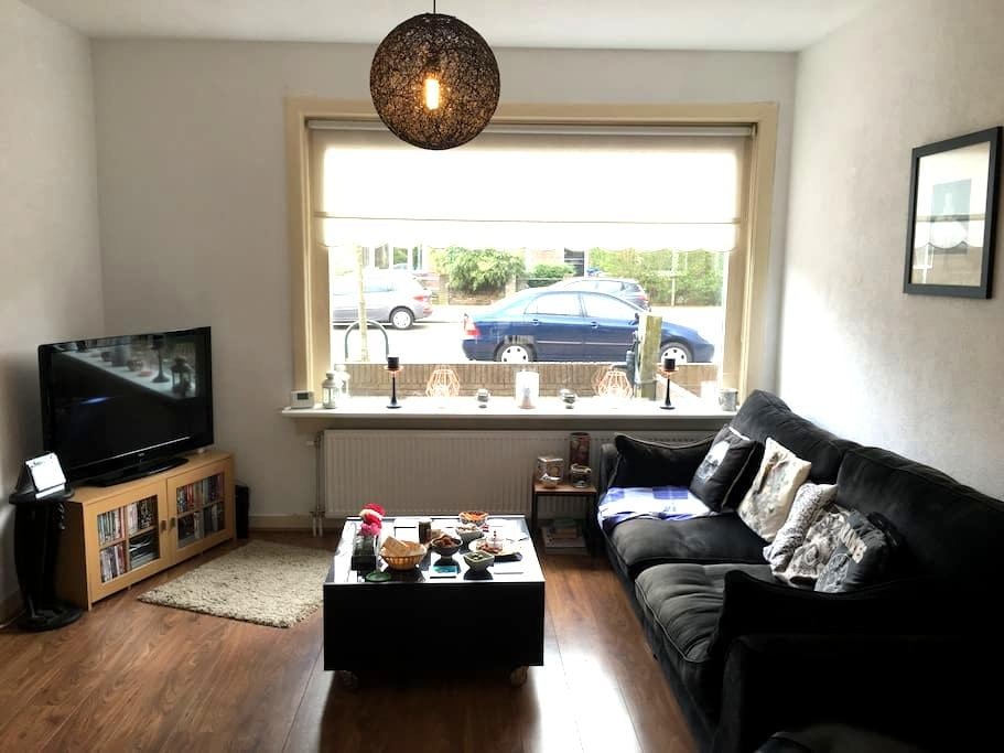 Two bedroom, fully equipped house with garden - Hilversum - House