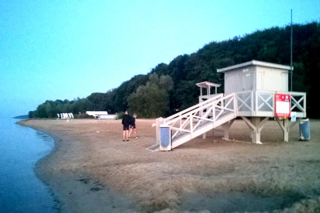 Mieszkanie na wakacje lub urlop 10min od plaży - Puck