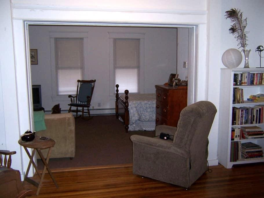 Panther Mt Lodge- Private Apt - Big Indian - Apartamento