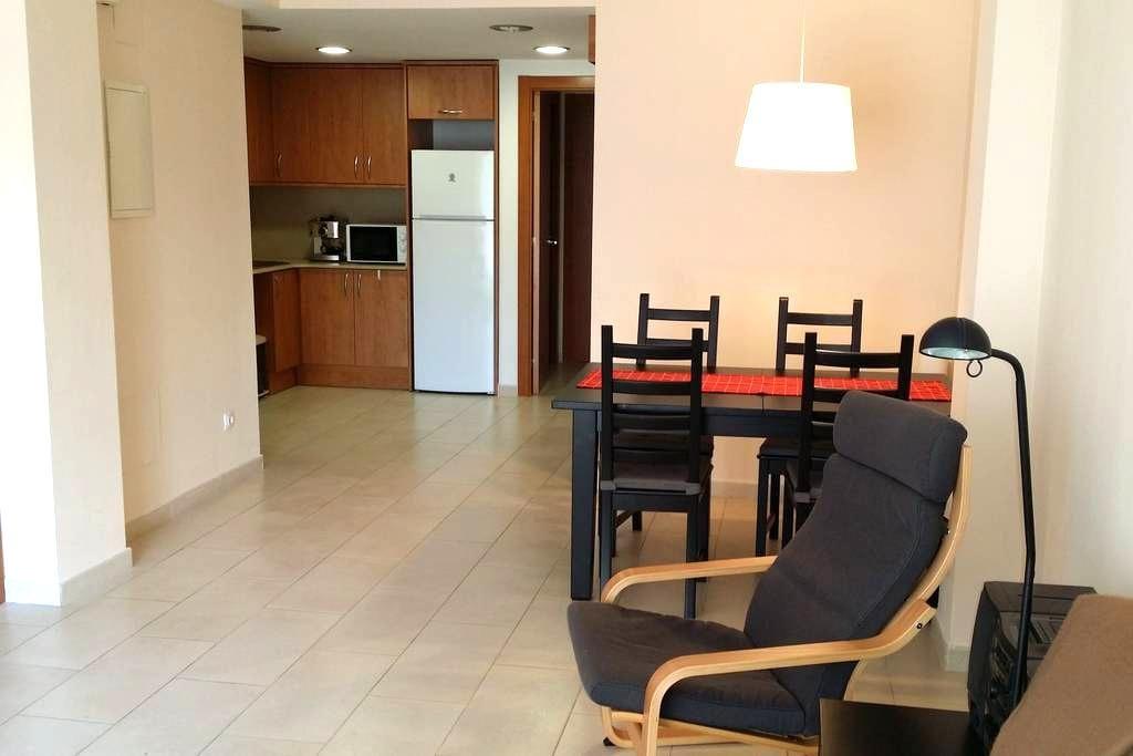 Práctico apartamento de 60 m2 - La Garriga - Daire