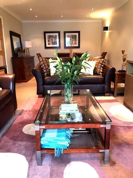 Luxury sea-view apartment - Ayr - Apartment