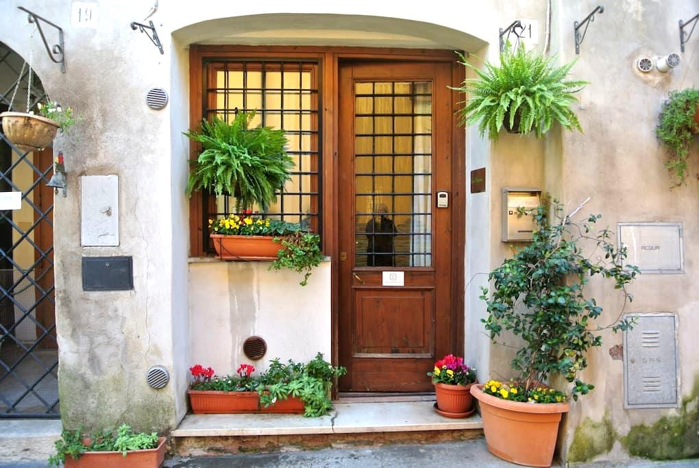 House with wifi 30 mins from Rome - Capena - Rumah